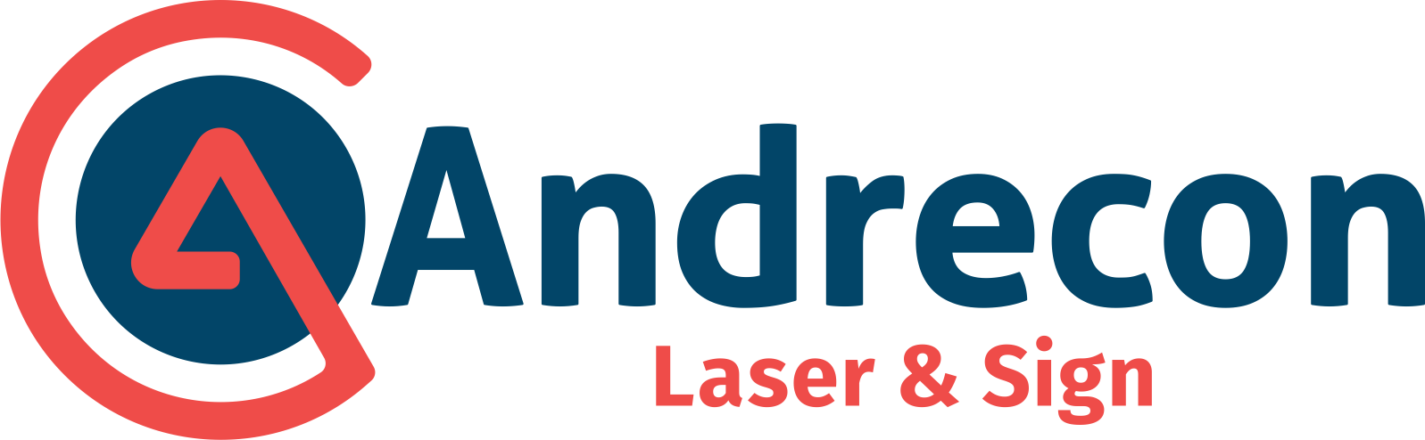 Andrecon Laser e Sign